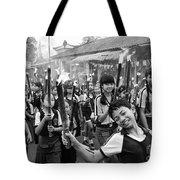 Bali Festival Tote Bag