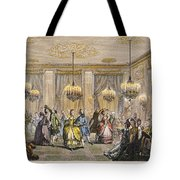Ball, 18th Century Tote Bag by Granger