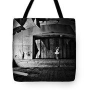 Ballerinas Ballad  Tote Bag