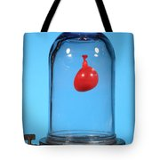 Balloon In A Vacuum, 1 Of 6 Tote Bag