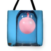 Balloon In A Vacuum, 2 Of 4 Tote Bag