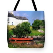 Ballycrovane, Beara Peninsula, Co Cork Tote Bag