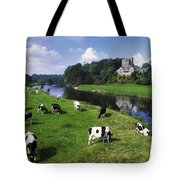 Ballyhooley, Co Cork, Ireland Friesian Tote Bag