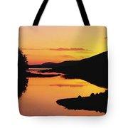 Ballynahinch Lake, Connemara, Co Tote Bag