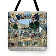 Baltimore: 15th Amendment Tote Bag