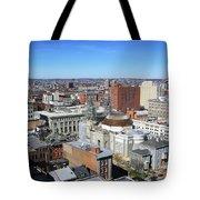 Baltimore Nw Tote Bag