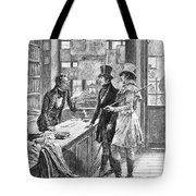Balzac: Illustration Tote Bag by Granger