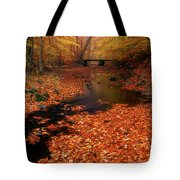 Bamboo Brook Chester New Jersey Tote Bag
