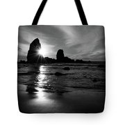 Bandon Beach Sunset Tote Bag