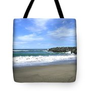 Bandon South Jetty Tote Bag