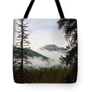 Banff View Tote Bag