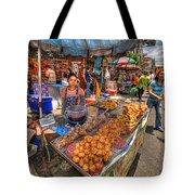 Bangkok Street Tote Bag