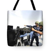 Bangladesh Navy Sailors Fire Tote Bag