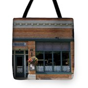 Bank Now Restaurant Tote Bag