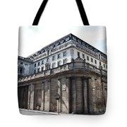 Bank Of England Tote Bag