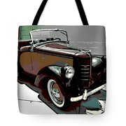 Bantam Speedster Tote Bag