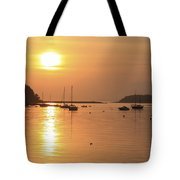 Bantry Bay, Bantry, Co Cork, Ireland Tote Bag by Peter Zoeller