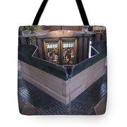 Baptismal Font Salisbury Cathedral - England Tote Bag