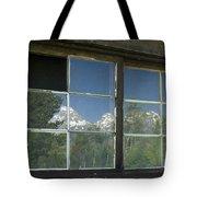 Bar B C Ranch Reflection Tote Bag