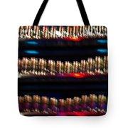 Bar Colors Tote Bag