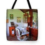 Barber Shop 2 Tote Bag