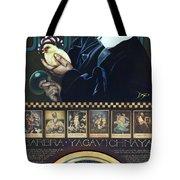 Barbra Yagavitchnaya Tote Bag by Patrick Anthony Pierson