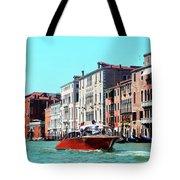Barca Di Venezia Tote Bag