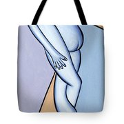 Bare Essentials Tote Bag by Anthony Falbo