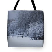 Barely Civilized Tote Bag