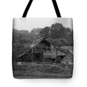 Barely Holding On Tote Bag
