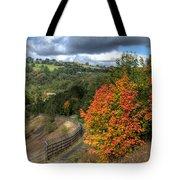 Bargoed Woodland Park Tote Bag