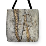 Barking Up Stream Tote Bag