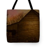 Barn After Lightroom Tote Bag