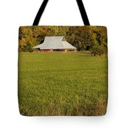 Barn Near Murphy Tote Bag