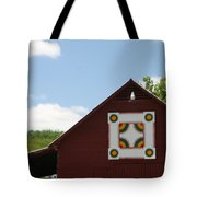 Barn Quilt - 2 Tote Bag