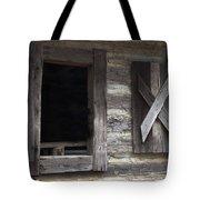 Barn Windows Tote Bag