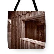 Barns Grand Tetons Tote Bag