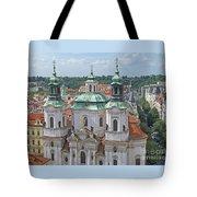 Baroque Beauty Tote Bag