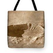 Barringer Crater Tote Bag