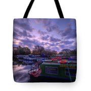 Barrow Boats 2.0 Tote Bag