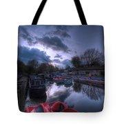 Barrow On Blues Tote Bag