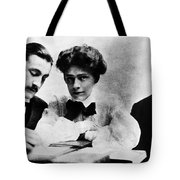 Barrymore Siblings, 1904 Tote Bag