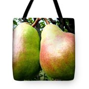 Bartlett Beauties Tote Bag