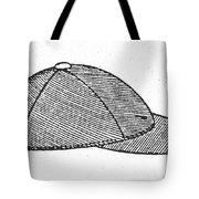Baseball Cap, C1900 Tote Bag by Granger