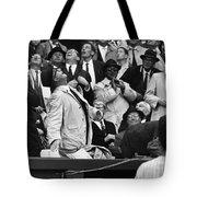 Baseball Crowd, 1962 Tote Bag