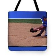 Baseball Hot Grounder Tote Bag