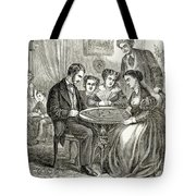 Baseball: Parlor Game Tote Bag