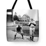 Baseball: Princeton, 1901 Tote Bag