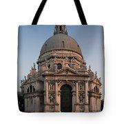 Basilica Of Santa Maria Della Salute Venice Tote Bag