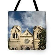 Basilica Of St Francis Tote Bag